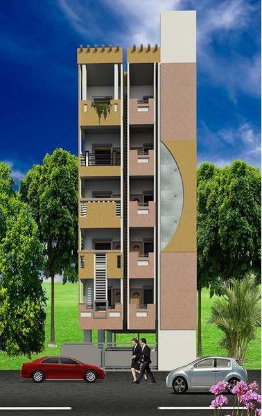 A-KV Brindavan - Project Images