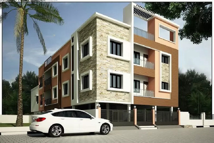 MC Sri Om Homes - Elevation Photo