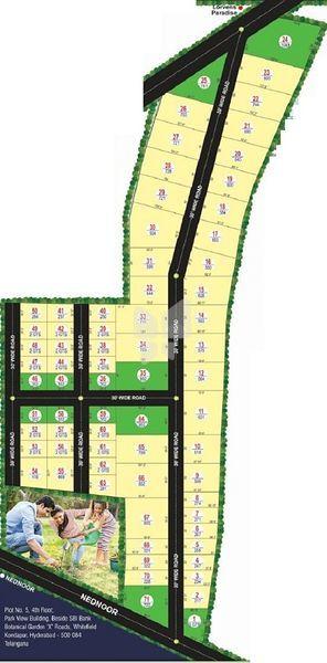 Jana Nivasam Farm Land Phase 3 - Master Plans