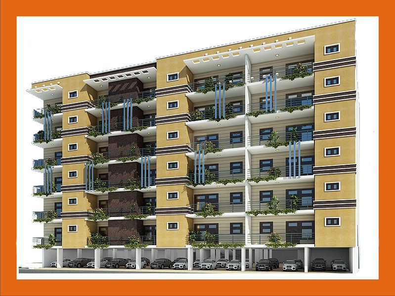 Soni Hardik Tower 70 - Project Images