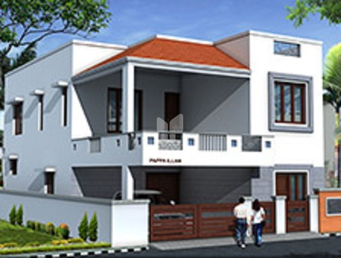Arthi Pappa Illam - Elevation Photo