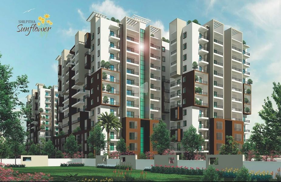Shilpitha Sunflower - Project Images