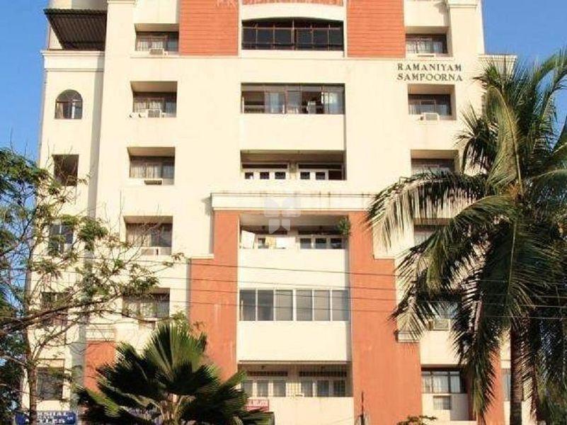 Ramaniyam Sampoorna Apartment - Elevation Photo