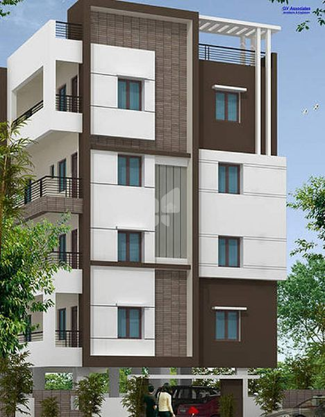 GSV Infra Apartment - Project Images