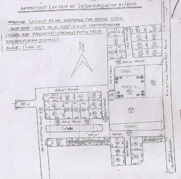 Aim Padmavathy Avenue Phase V - Master Plans