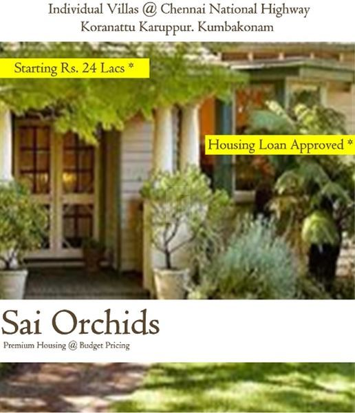 Sai Orchids - Project Images