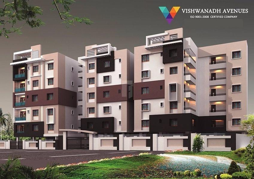 Vishwanadh Avenues 1 - Elevation Photo