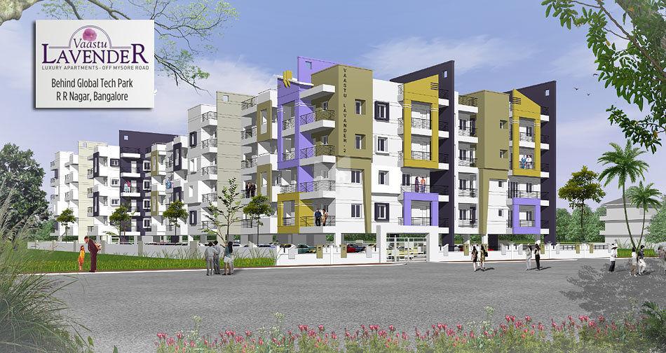 Vaastu Lavender Phase II - Project Images