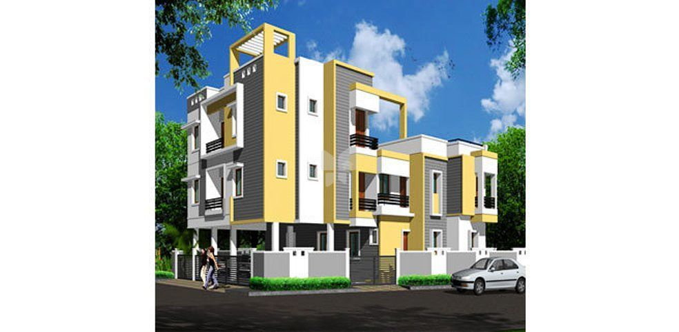 Bhuvaneshwari Apartment - Project Images