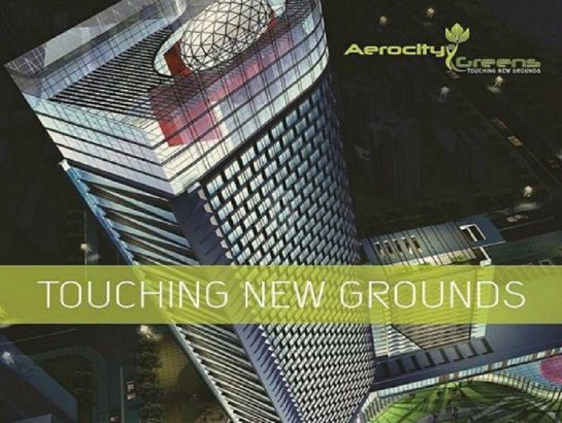 Aerocity Greens - Elevation Photo
