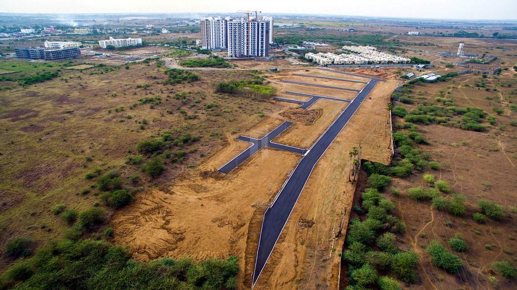 Arun Excello Green Acres - Project Images