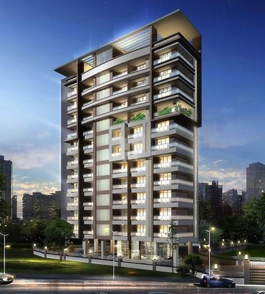 Crescent Galaxy @ Rs 1.06 Crore In Andheri East, Mumbai By