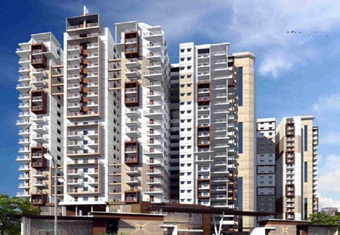 Unnati Shree Rath Apartments - Elevation Photo