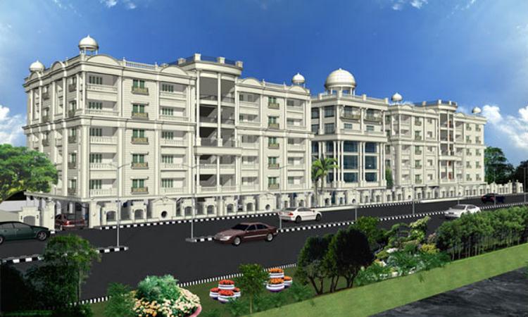 Nandavanam Apartments - Project Images