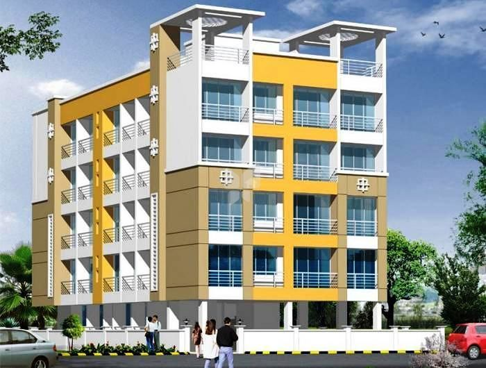 Dubey Gayatri Residency - Elevation Photo