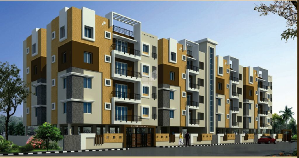 SR Sai Residency - Project Images