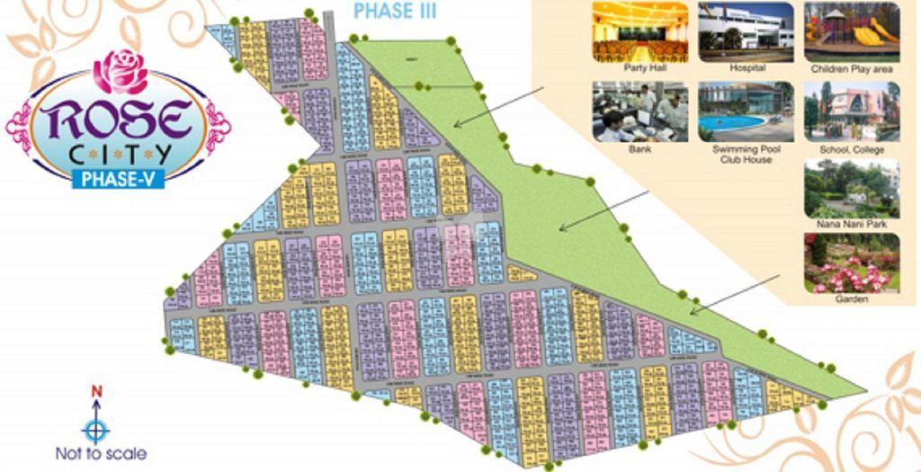 Temple Rose City Phase V - Master Plans