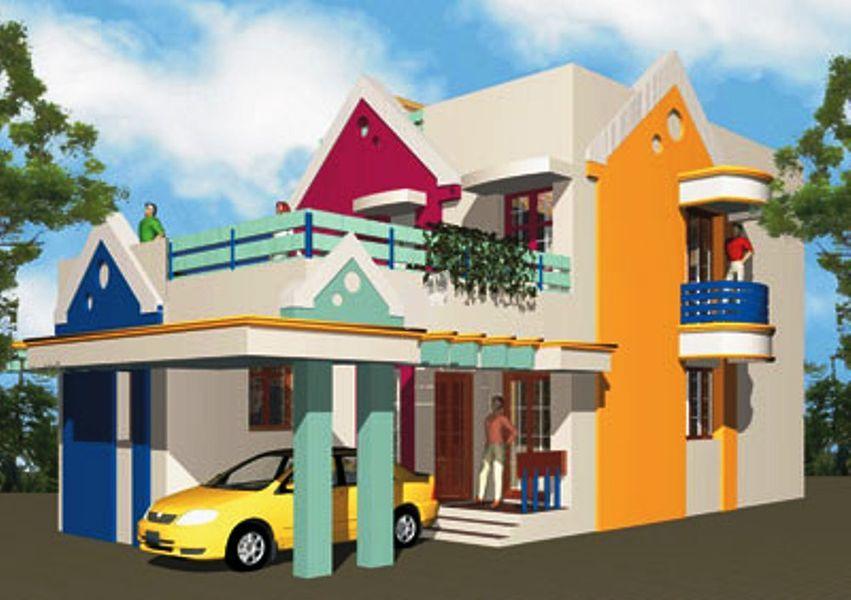 Shanmugam Arunai Vadivelan Villas - Project Images