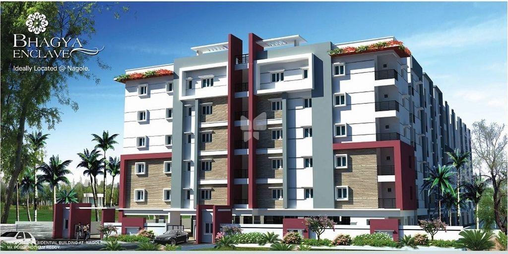 Bhagya Sree Enclave - Elevation Photo