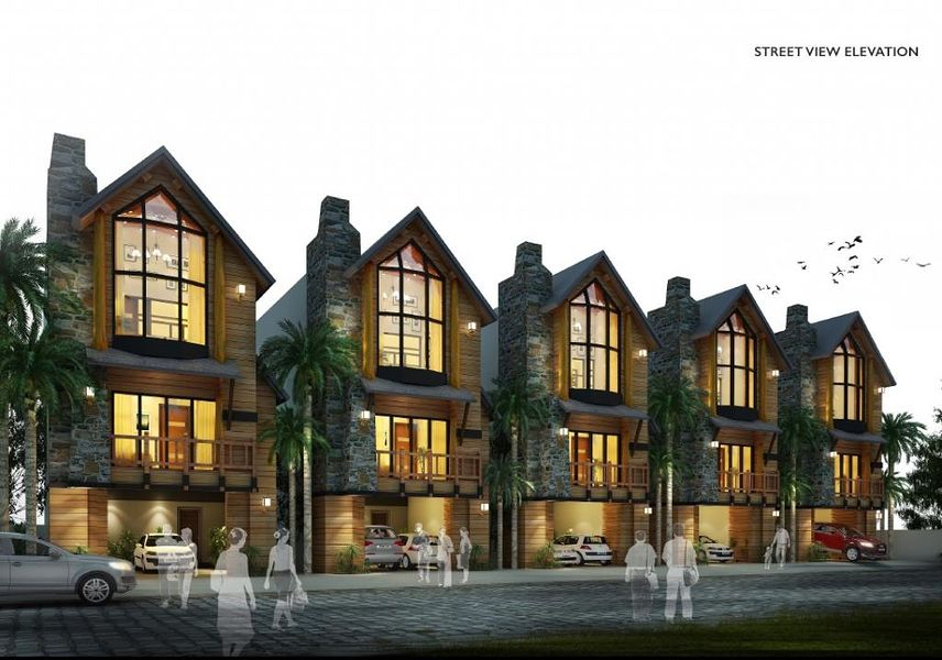 The Queen Villa - Project Images