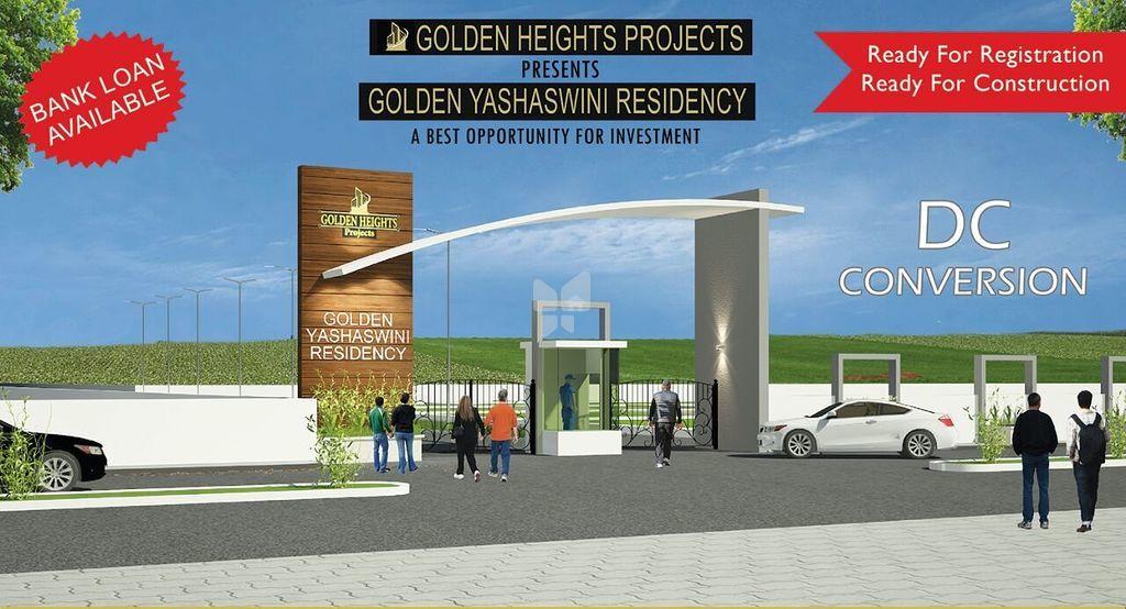 Golden Yashaswini Residency - Elevation Photo