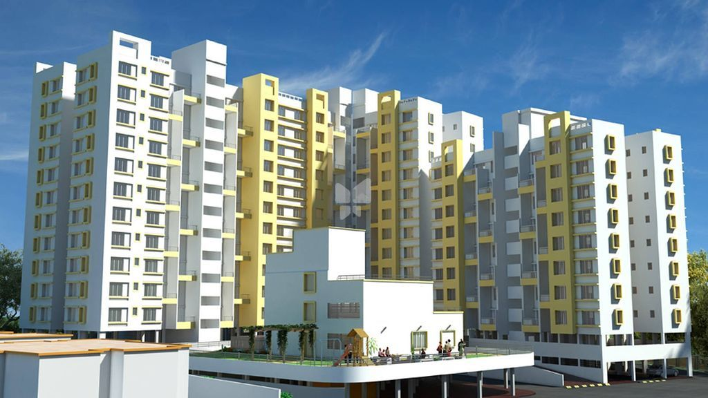 Sankalp Shree Vitthal Heritage - Elevation Photo