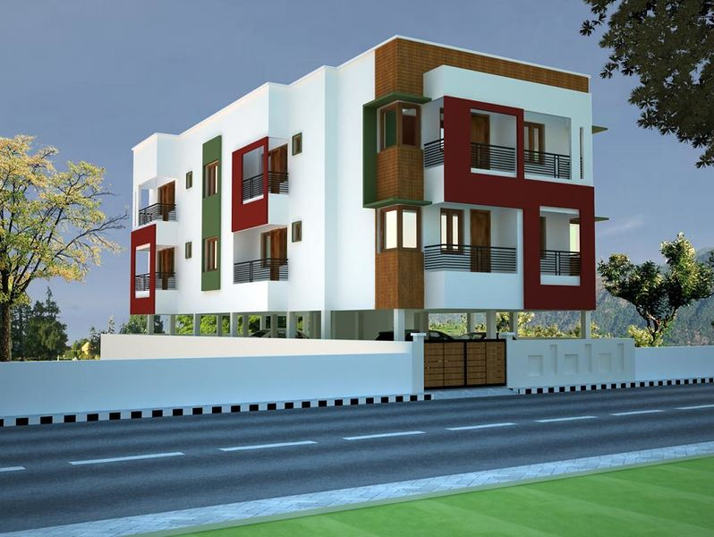 Lakshmi Apartment-Venkateswara Nagar - Project Images