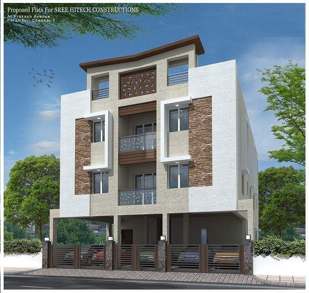 Prakash Avenue - Project Images