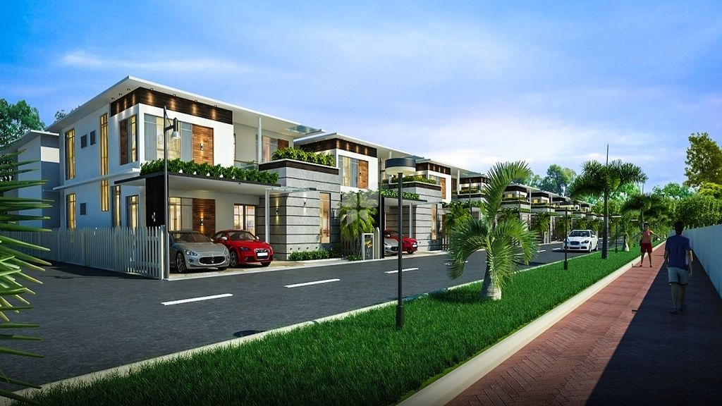 4 bhk villas in infrany bougainvillea sarjapur bangalore for 4 bhk villas in bangalore
