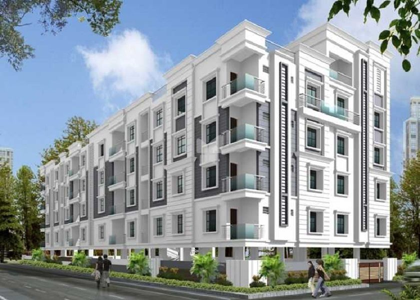 Citadil Nandanam Paradise - Elevation Photo