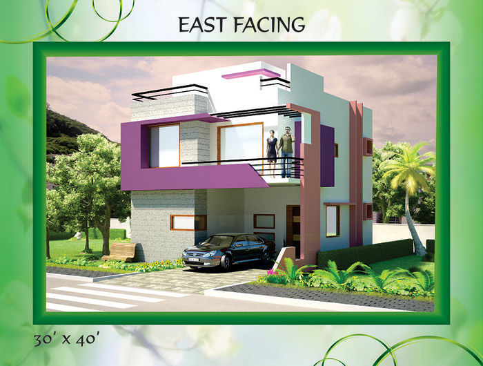 Anugraha Builders Green Ville - Project Images