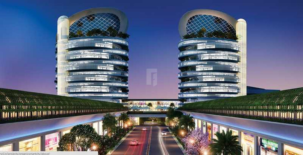 Airwil Organic Smart City - Elevation Photo