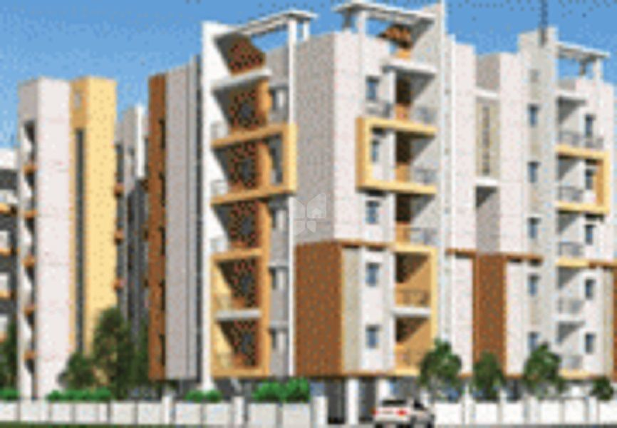 Roark Sreeja Apartments - Elevation Photo