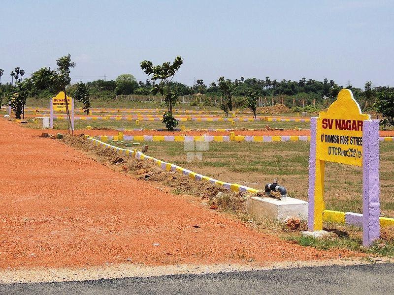 Sai Vignesh Nagar Jaganathapuram - Elevation Photo