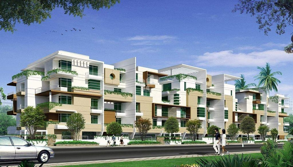 Jain Heights Corona - Project Images