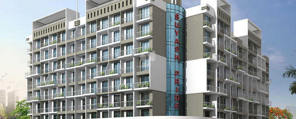 Sejal Suyash Pride - Elevation Photo