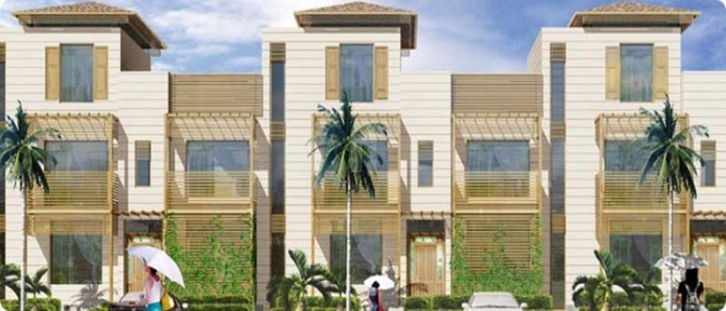 Jaypee The Kallisto Town homes - Project Images