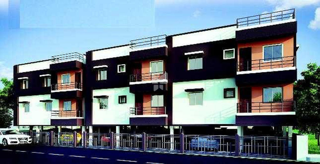 Abishake Satya Enclave - Elevation Photo