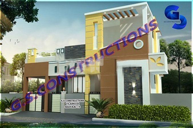GS Villas - Elevation Photo
