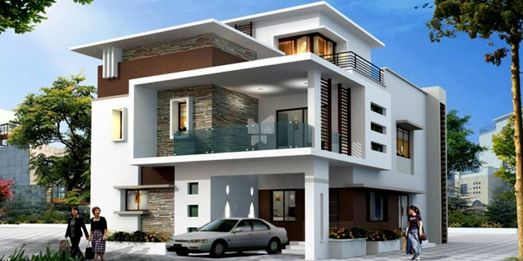 Gvn Lake View Villas Rs 3 15 Crores In Manikonda