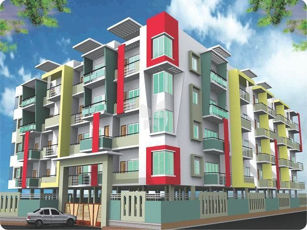 Shravanthi Pristine - Elevation Photo