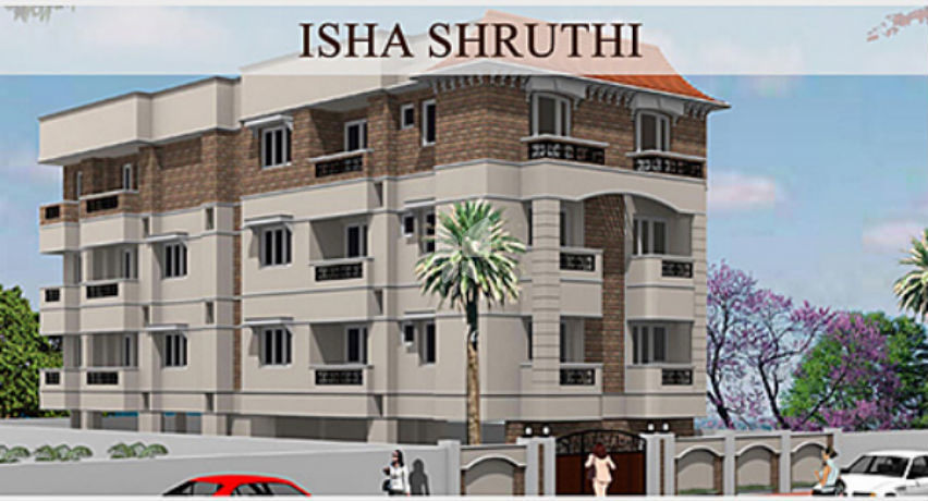 Isha Homes Shruthi - Elevation Photo