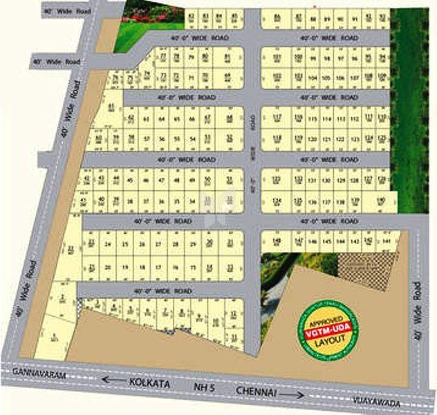 Yugaandhar Airport City - Master Plans