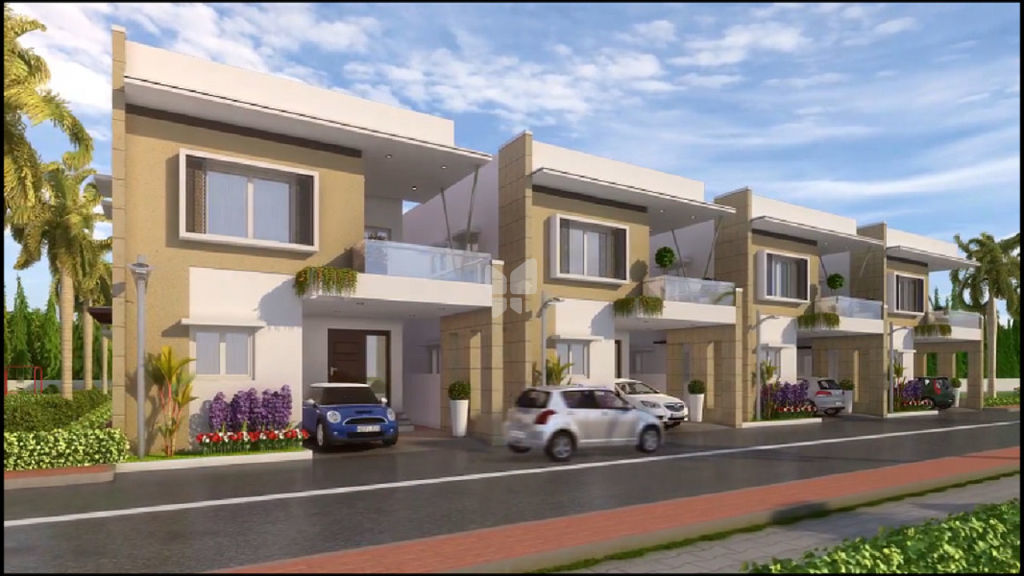 KSquare Leela Villas - Elevation Photo