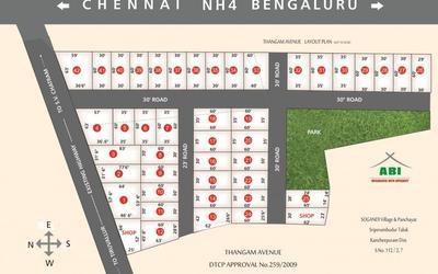 thangam-avenue-in-sriperumbudur-layout-sa