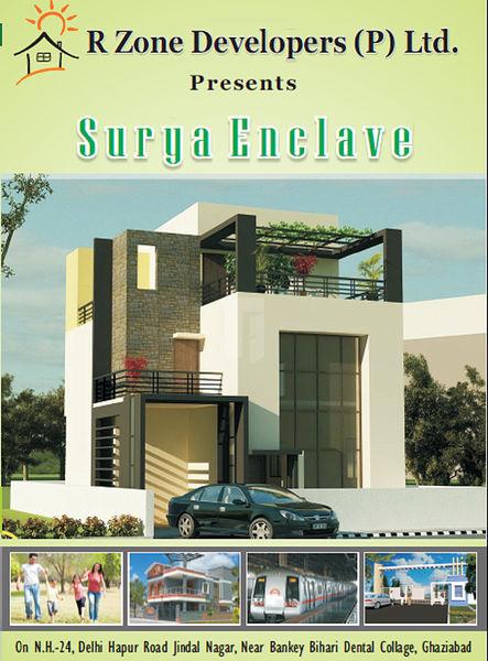 RZone Surya Enclave - Project Images