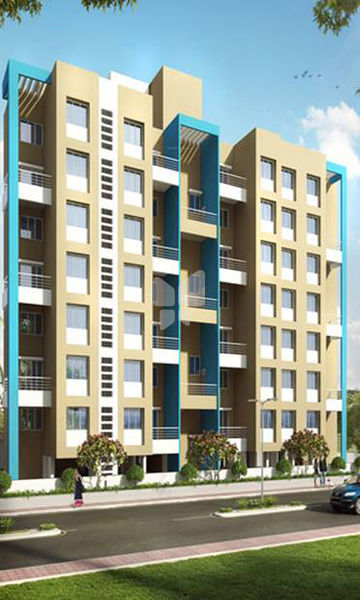 Altrack Aum Trimurti C Building - Project Images