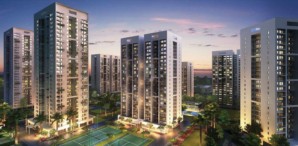 Godrej Infinity - Project Images