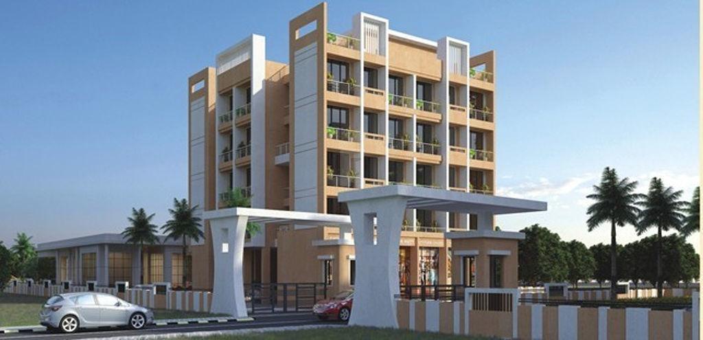 Riddhi Gokul Dham - Elevation Photo
