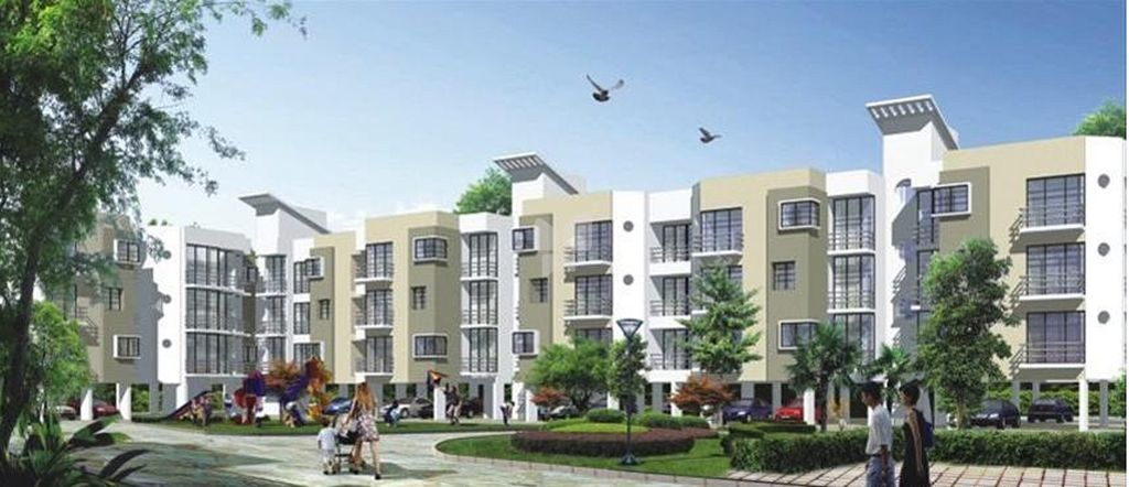 Space Royal Meadows Residency - Project Images